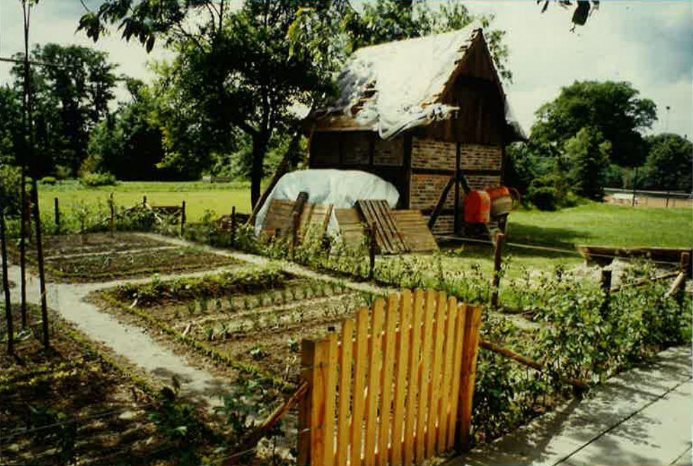 Backhaus Sünninghausen 1987