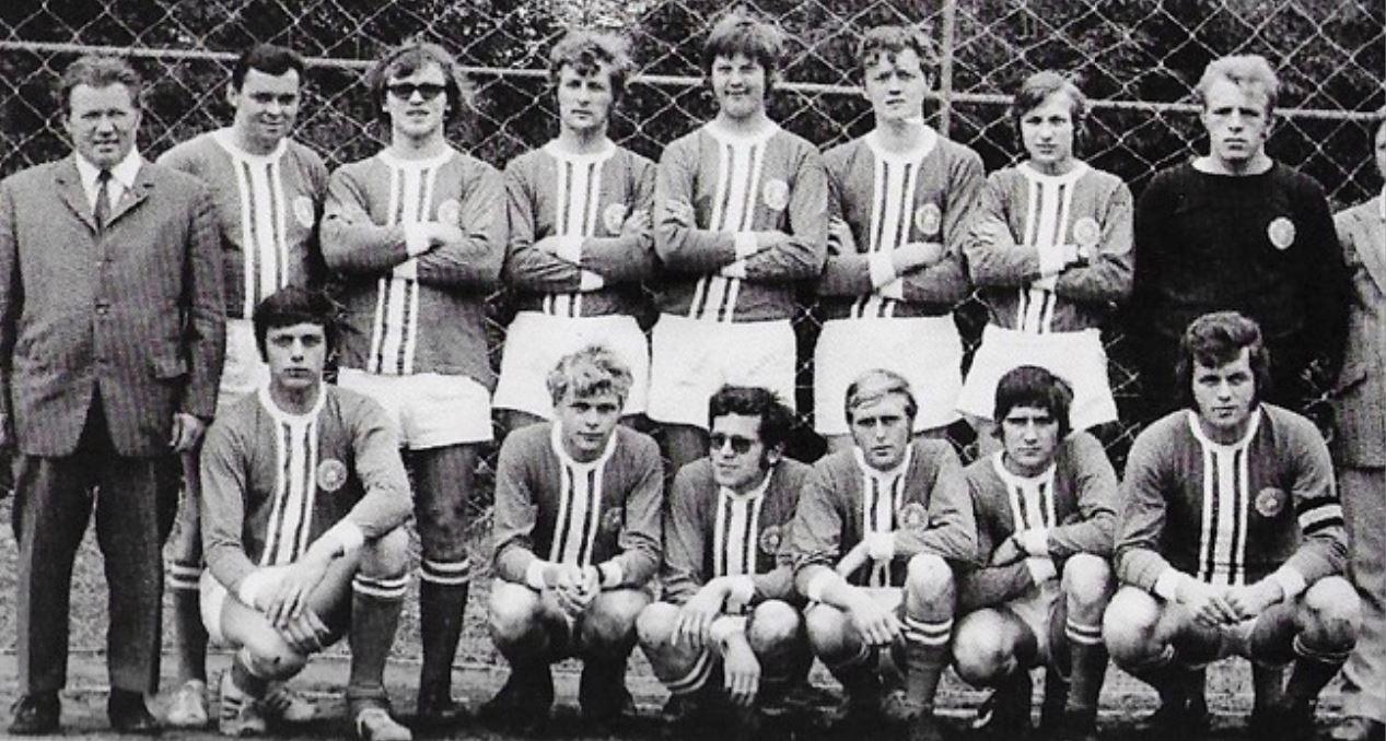 1970 SuS BW Sünninghausen Senioren-Fußballmannschaft Gründungsjahr