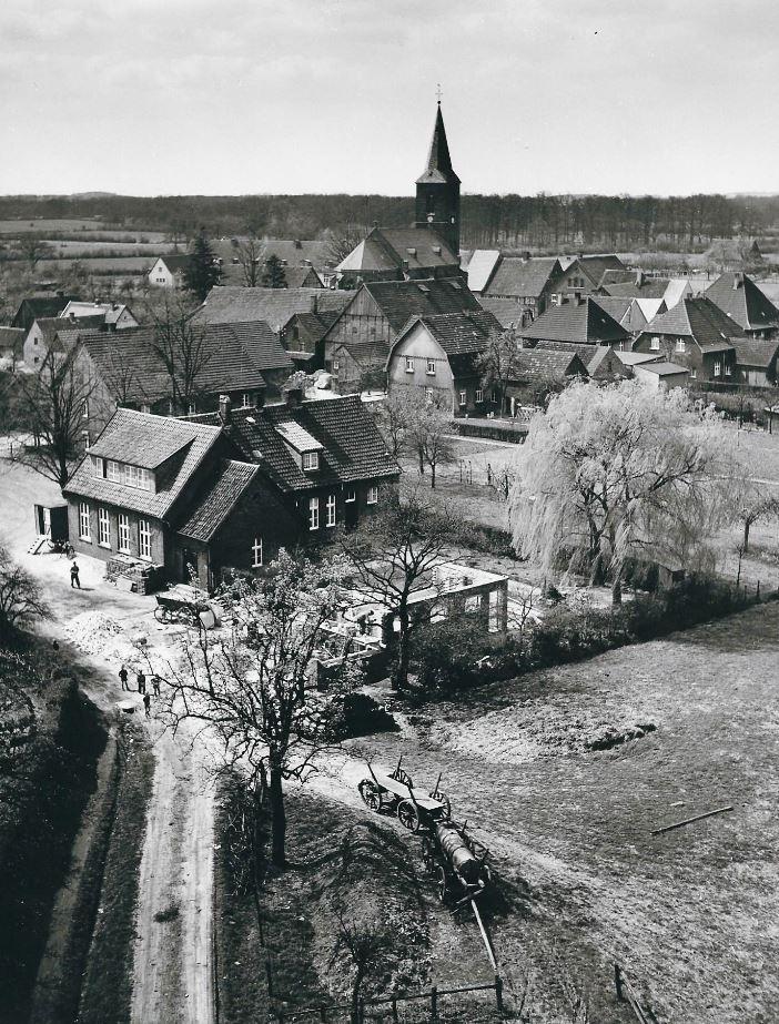 Mädchenschule und Feuerwehrgerätehaus Sünninghausen
