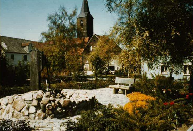 Dorfbrunnen Sünninghausen