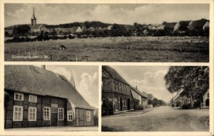 Sünninghausen Ansichtskarte Quelle: https://www.akpool.de/kategorien/2985-ansichtskarten-59302-oelde