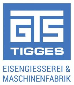 GTS Logo der Firma Gebrüder Tigges, Sünninghausen