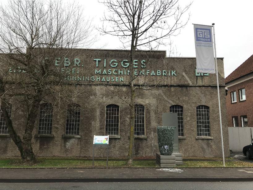 Infostele Eisengießerei Sünninghausen